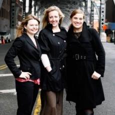 Melissa Wildstein, Katie Hellmuth Martin, Sabina Ptacin