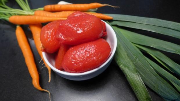 carrotstomatoesleeks