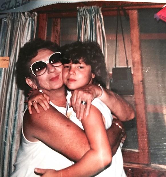 mom mom and me