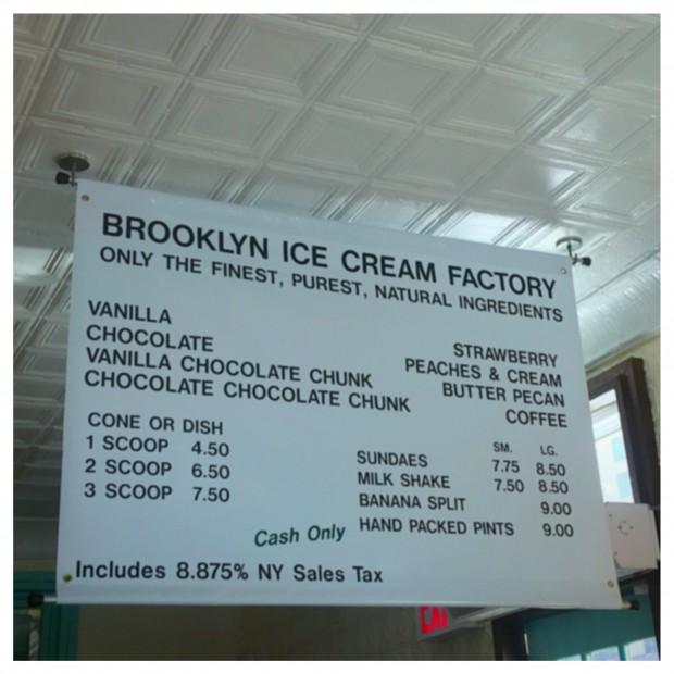 Brooklyn Ice Cream